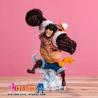 Mô Hình Luffy Gear 4 -Lớn- OnePiece