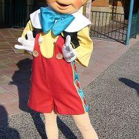 TRang Phuc Pinochio Cho Bé 2-4 Tuổi