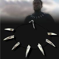 Dây Chuyền Black Panther - Móng Vuốt Báo