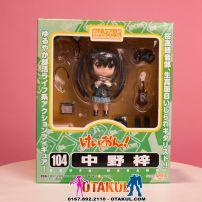 Mô Hình Nendoroid 104 - Azusa Nakano