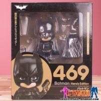 Mô Hình Nendoroid 469 - Nendoroid Batman: Hero Edition