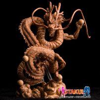 Mô Hình Rồng Thần Màu Đất - Dragon Ball