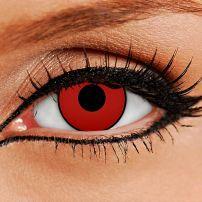 Crazy Lens - Manson Red