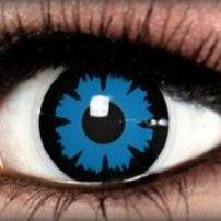 Crazy Lens - Blue Poseidon