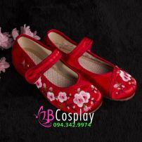 Giày Thêu 3