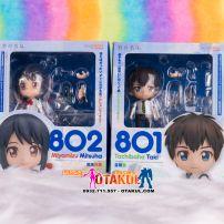 Combo Mô Hình Nendoroid 802 & 801 : Mitsuha Miyamizu & Taki Tachibana - Kimi No Na Wa