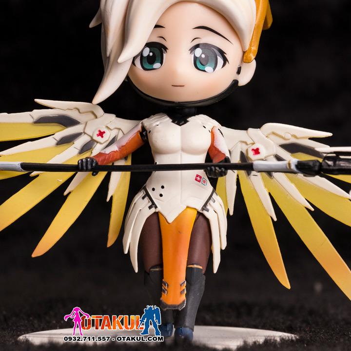 Mô Hình Mercy - Overwatch