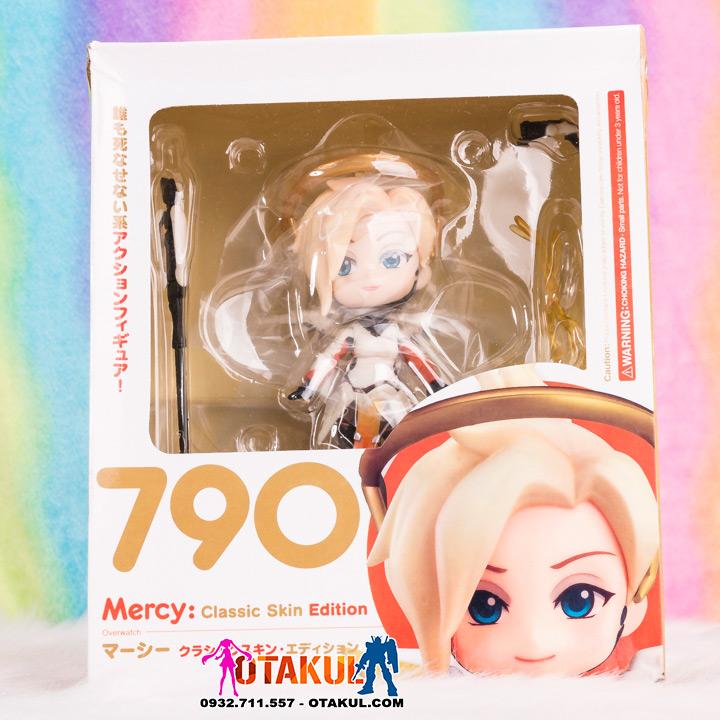 Mô Hình Nendoroid 790 - Mercy: Classic Skin Edition
