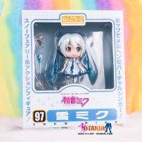Mô Hình Nendoroid 097 - Snow Hatsune Miku
