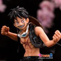 Mô Hình Luffy - One Piece - Ver. Film Gold