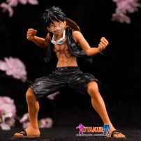 Mô Hình Luffy - One Piece - Ver. Film Gold