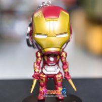 Móc Khóa Mô Hình Chibi Iron Man
