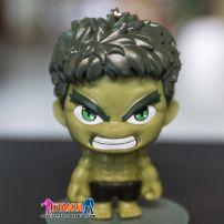 Móc Khóa Mô Hình Chibi Hulk - Nhỏ
