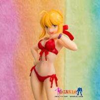Mô Hình Saber Nero Bikini
