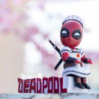 Mô Hình Figure Deadpool Maid