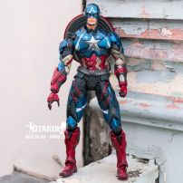 Mô Hình Action Figure Captain America - Marvel