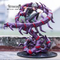 Mô Hình Figure Ken Kaneki Half-Kakuja Ver. Non-Scale Resin - Tokyo Ghoul