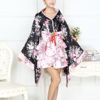 Waloli Đen Váy Hồng - Nhập Trung