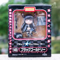 Mô Hình Nendoroid 145 - Black Gold Saw - Black Rock Shooter