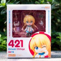 Mô Hình Nendoroid 421 Chitoge Kirisaki - Nisekoi
