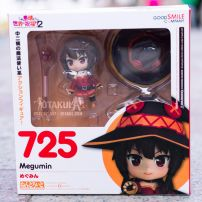 Mô Hình Nendoroid 725 Megumin - Kono Subarashii Sekai Ni Shukufuku Wo!