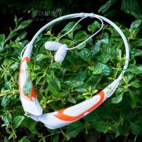 Tai Nghe Bluetooth - Trắng Da Cam - Vocaloid