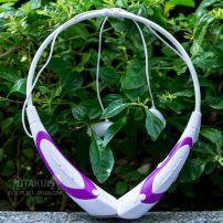 Tai Nghe Bluetooth - Trắng Tím - Vocaloid