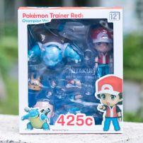 Mô Hình Nendoroid 425c Red - Pokémon (Blastoise)