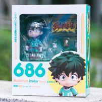 Mô Hình Nendoroid 686 Izuku Midoriya: Hero's Edition - My Hero Academia