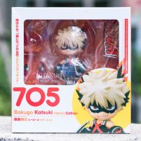 Mô Hình Nendoroid 705 Katsuki Bakugo: Hero's Edition - My Hero Academia