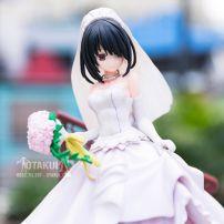 Mô Hình Figure Tokisaki Kurumi - Date A Live II (Wedding Ver.)