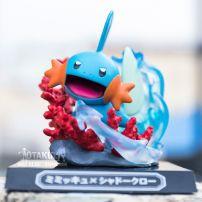 Mô Hình Figure Mudkip - Pokémon