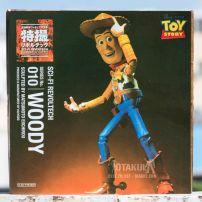 Mô Hình Revoltech Woody - Toy Story