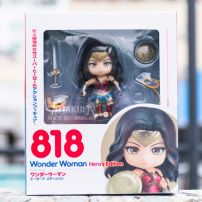 Mô Hình Nendoroid 818 Wonder Woman - Wonder Woman (Hero's Edition)