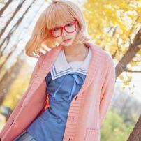 Váy Cosplay Nữ Sinh Nhật Bản Mirai (Thanh Lý)