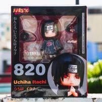 Mô Hình Nendoroid 820 Itachi Uchiha - Naruto Shippuden