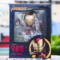 Mô Hình Nendoroid 988 Iron Man Mark 50 - Avengers: Infinity War
