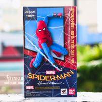 Mô Hình SHFiguarts Spider-Man - Spider-Man: Homecoming