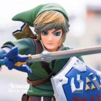 Mô Hình Figure Link - Zelda No Densetsu: Skyward Sword