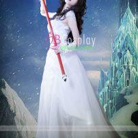 Trang Phục Nữ Hoàng Băng Tuyết 1