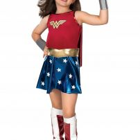 Đầm Wonder Woman Cho Bé Gái 9834