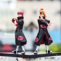 Bộ 2 Mô Hình Figure Deidara & Sasori - Naruto Shippuuden (DXF Figure)
