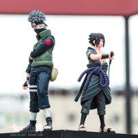 Bộ 2 Mô Hình Figure Uchiha Sasuke & Hatake Kakashi - Naruto Shippuuden (DX Figure)