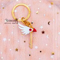 Móc Khóa Chìa Khóa Gậy Mỏ Chim Sakura