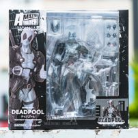Mô Hình Revoltech Deadpool - X-Force Ver.