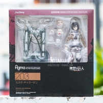 Mô Hình Figma 203 Mikasa Ackerman - Attack On Titan