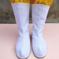 Giày Cổ Trang Nam Trắng - Giày Kiếm Hiệp 9948